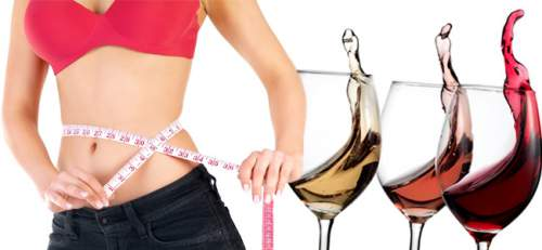 Drink Red Wine To Lose Weight Cheers To Weight Loss-2
